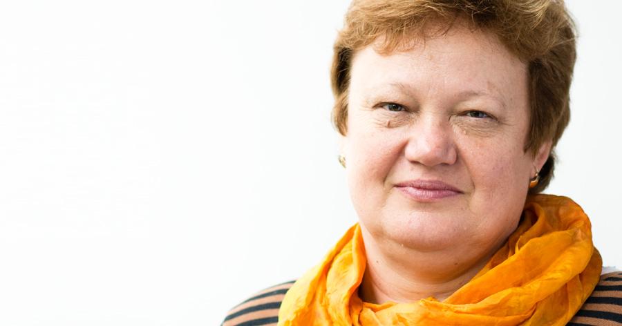 Blanka Cabalková: Doma to není nic moc, mezi lidmi je to lepší