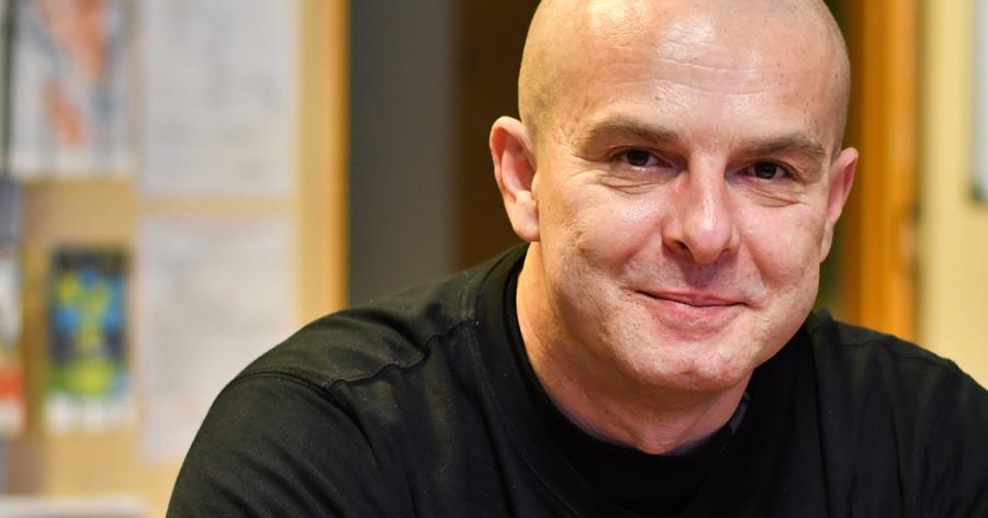 Martin Zábojník: Chci pomoct ostatním chytit se příležitostí, co jsem sám neměl